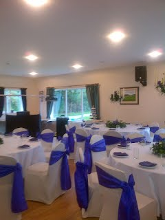 Table Manners  - Function at Leominster Golf Club